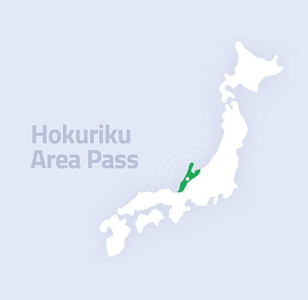 Hokuriku Area Pass